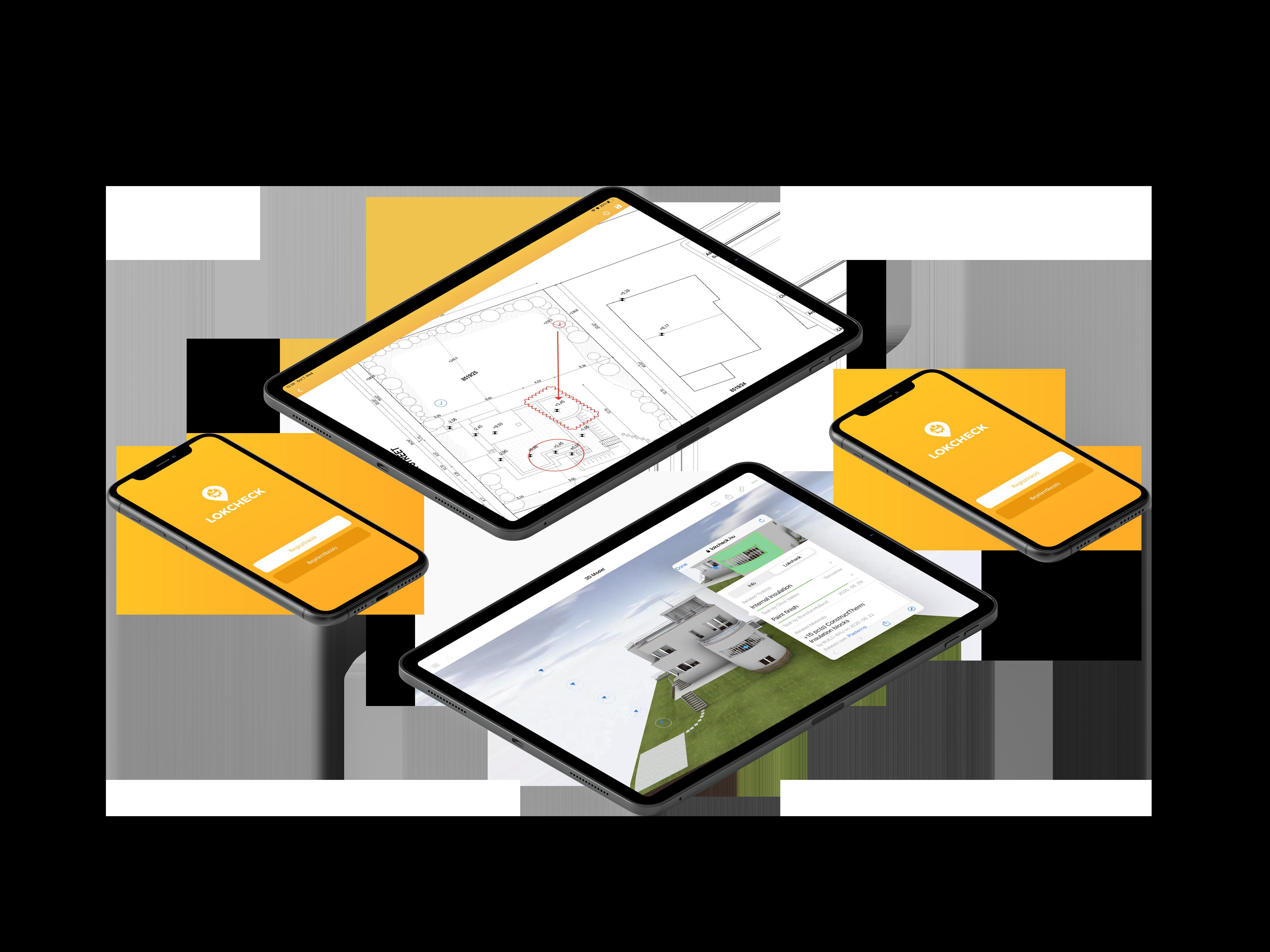 projekt menedzsment szoftver anyagkövetés lebegő apple eszközökön