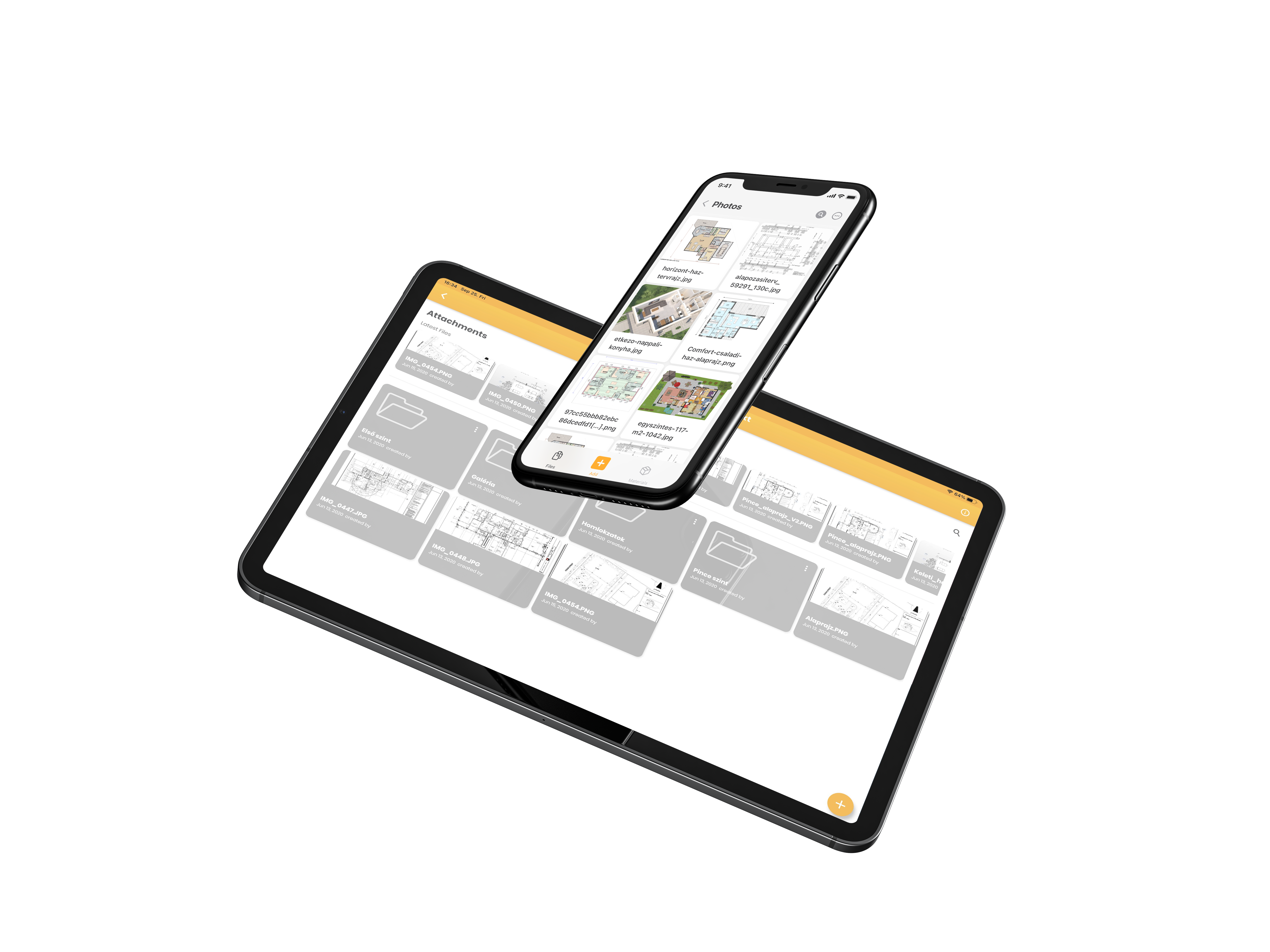 project management software file management on apple devices