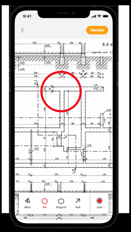 dokumentumkezelés funkció PDF szerkesztés
